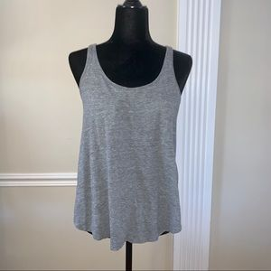 Alternative Side Slit Tank Top, Size Large